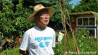 Der Koreaner Han-Kyung Lee kam 1965 nach Deutschland