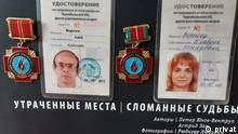 Ukraine l 35 Jahre Tschernobyl: Story eines belorussischen Liquidators, Medallien