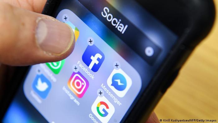 تطبيقات التواصل