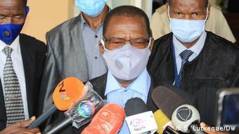 Mosambik   Gerichtsurteil gegen Paulo Vahanle   Bürgermeister in Nampula