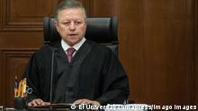 Mexiko | Arturo Zaldivar |Präsident Bundesverfassungsgericht