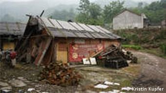 old houses in sichuan province