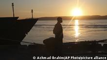 Indonesien Tanjung Wangi Hafen Suchaktion U-Boot