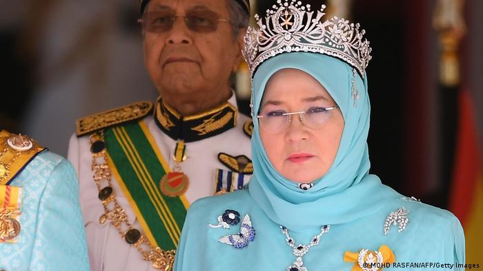 Queen Tunku Azizah Aminah Maimunah