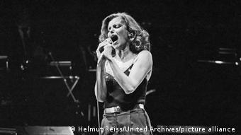 Milva Sängerin Hamburg 1980