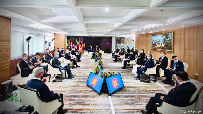 KTT ASEAN di Jakarta