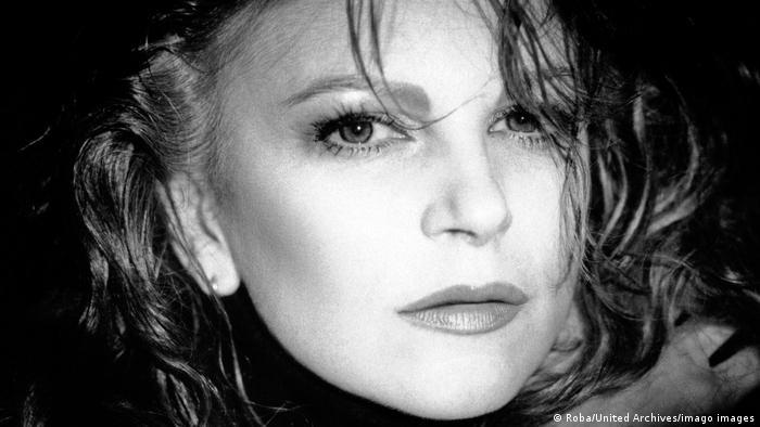Sängerin Milva aus Italien