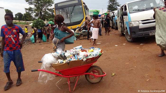 Angola Verkauf von Hautaufhellungsprodukten in Bengo