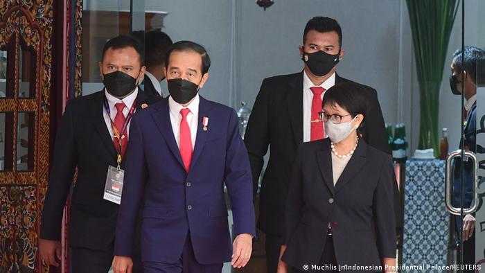 Indonesien ASEAN-Gipfel | Joko Widodo