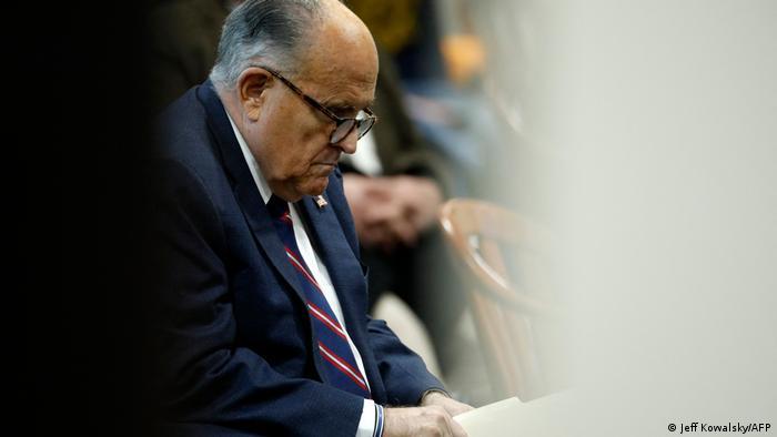 USA Rudy Giuliani