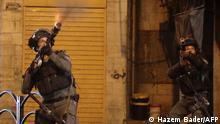 Israel | Proteste | Zusammenstöß zwischen Juden und Palästinensern