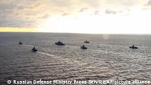 Russland Ukraine | Das russische Militär führt auf der Krim massive Übungen durch
