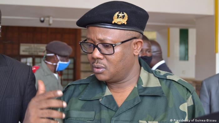 Umaro Sissoco Embaló, Presidente da Guiné-Bissau