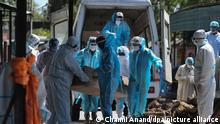 Indien Coronavirus | Ausbruch