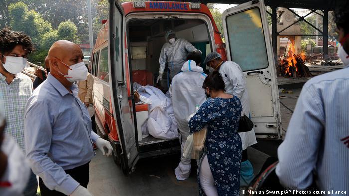 Indien Neu Delhi | Coronavirus | Todesopfer