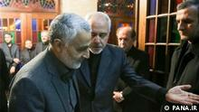 Iran Aussenminister Javad Sarif