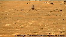 NASA Flugroboter Mars Ingenuity