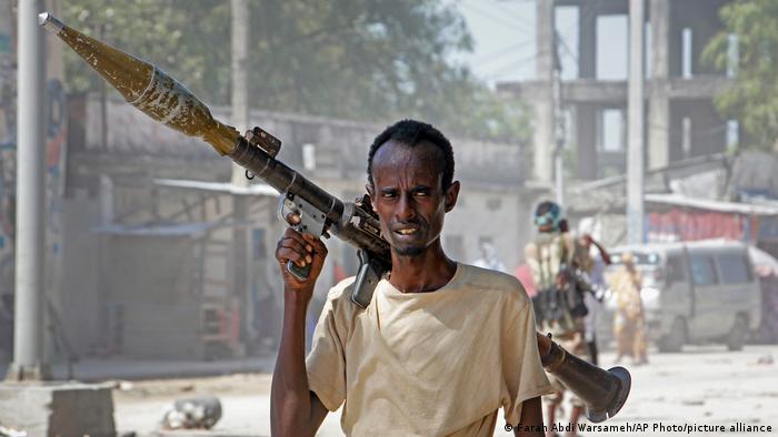 Somalia Gewalt zwischen Regierung und Opposition