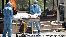 Indien Noida | Coronavirus | Krematorium