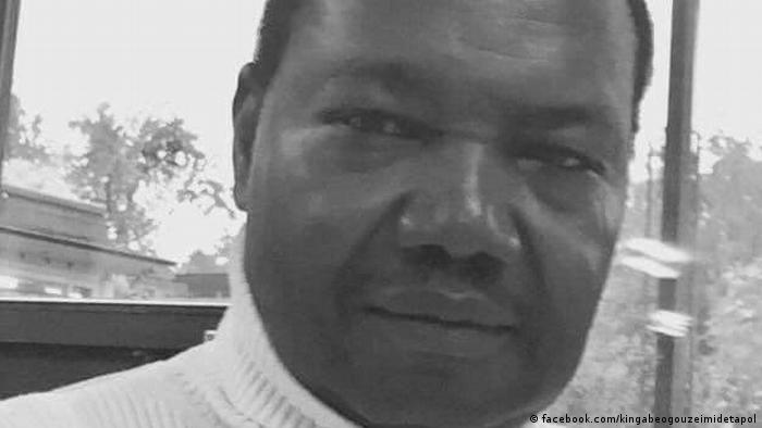 Kingabé Ogouzeimi de Tapol, le chargé de communication du FACT