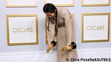 USA | Oscarverleihung 2021 in Los Angeles | Chloe Zhao