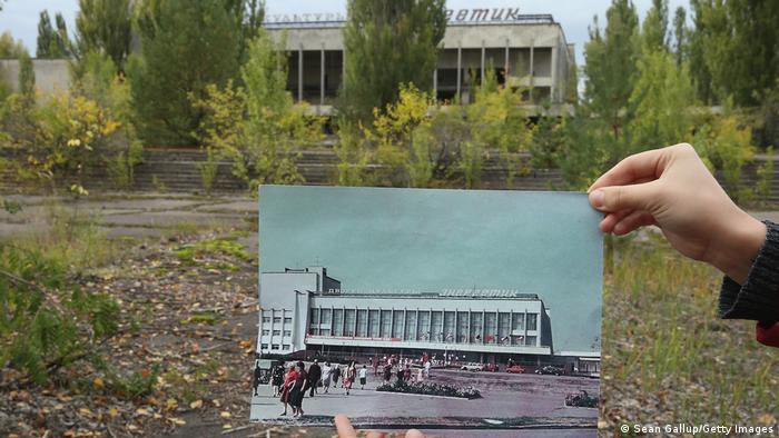Un loc unic în lume: Cernobîl, mister şi mituri, la 35 de ani de la dezastru