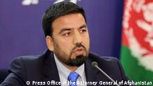 Afghanistan | Walid Tamim | ehemaliger Leiter der Öl- und Gasregulierungsbehörde