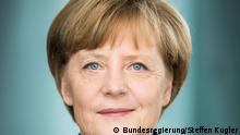 Federal Chancellor of Germany Angela Merkel 2014