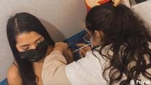 Israel | Coronavirus | Impfung | Gabriela Rodríguez Navarrete