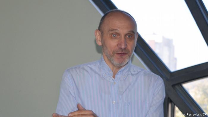 Belarus | Vladimir Janukevitch - Chefredakteur der Zeitung Intex-press in Baranovitchi