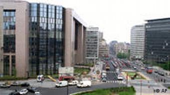 EU Ratsgebäude in Brüssel