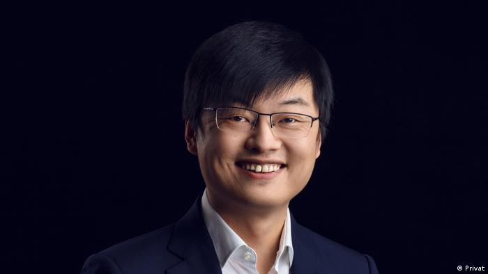 Ling Fan, Founder and CEO of Tezign