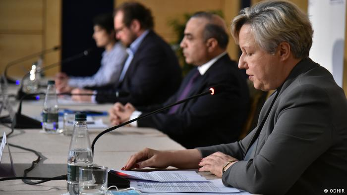 Albanien Wahlbeobachter OSCE ODHIR | Urzula Gacek