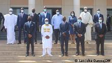 Amtseinführung der Regierung von Guinea-Bissau nach Ministerwechsel