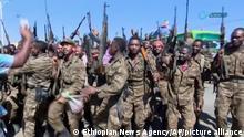 Äthiopien I Konfliktregion Tigray