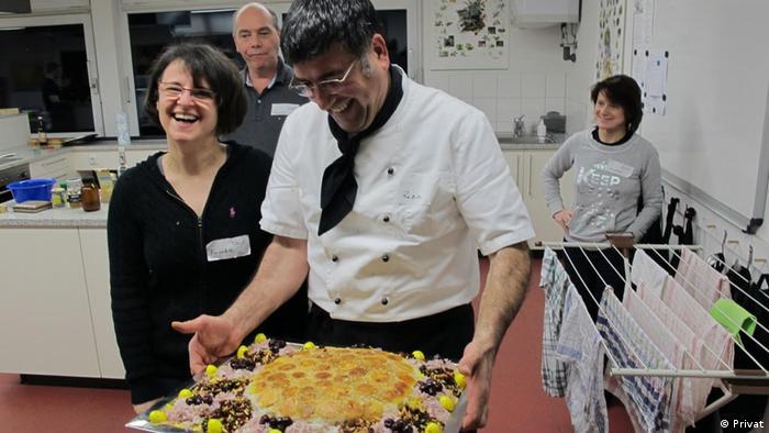 Reza Haidari I Iranian Cuisine in Stuttgart