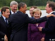 El enfrentamiento que se temía tendría lugar entre Merkel y Obama durante la cumbre del G-8 no se consumó.