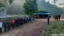 Myanmar | Militärtraining bei der Karen National Union (KNU)