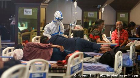Weltspiegel 27.04.21 | Indien Coronavirus