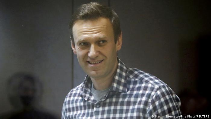 Navaljni već mesecima u zatvoru