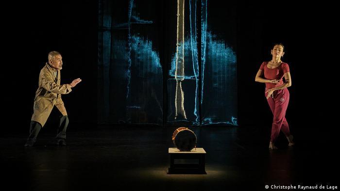 Фестиваль Ruhrfestspiele открывается спектаклем Каори Ито и Йоши Оида Струнный барабан