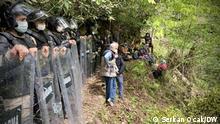 Türkei Ikizdere Rize | Protest gegen Bergbau-Konzern Cengiz Insaat
