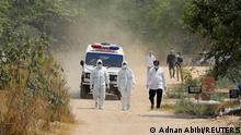 TABLEAU | Coronavirus Indien