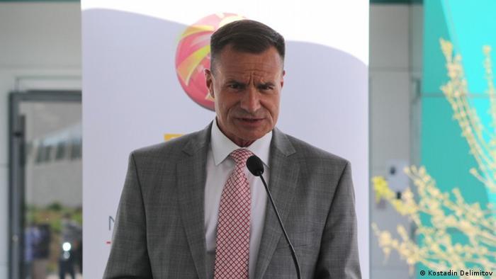 Gerresheimer Vizepräsident Oliver Burgel
