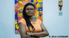 Freedom of Speech Award 2021 | Preisträgerin Tobore Ovuorie aus Nigeria