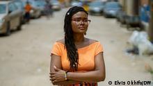 SPERRFRIST 03.05.2021 **** 23/04/2021 *** Freedom of Speech Award 2021 Preisträgerin Tobore Ovuorie, Investigativjournalistin aus Nigeria
