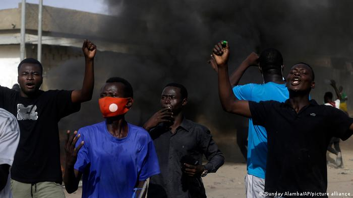 Tschad N'Djamena | Proteste und Gewalt