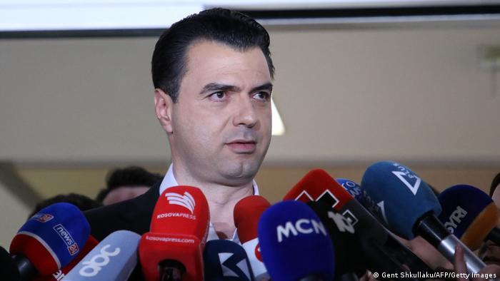 Albanien Wahlen | Lulzim Basha