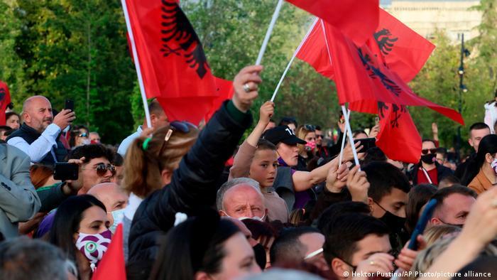 Albanien Wahlen