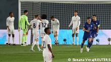 Champions League | Real Madrid vs Chelsea | Tor (0:1)